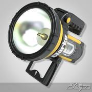 聚光灯RSL3 3d model