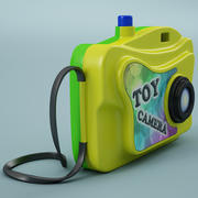 玩具相机 3d model