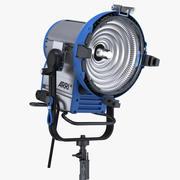 ARRI M18 daylight hmi lamphead 3d model