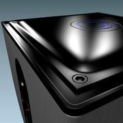 Ouya Console 3d model