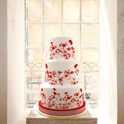 Bröllopstårta 10 3d model