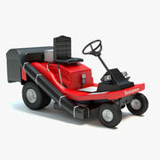 Riding Lawn Mower 3d model