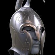Elven Helm 3d model
