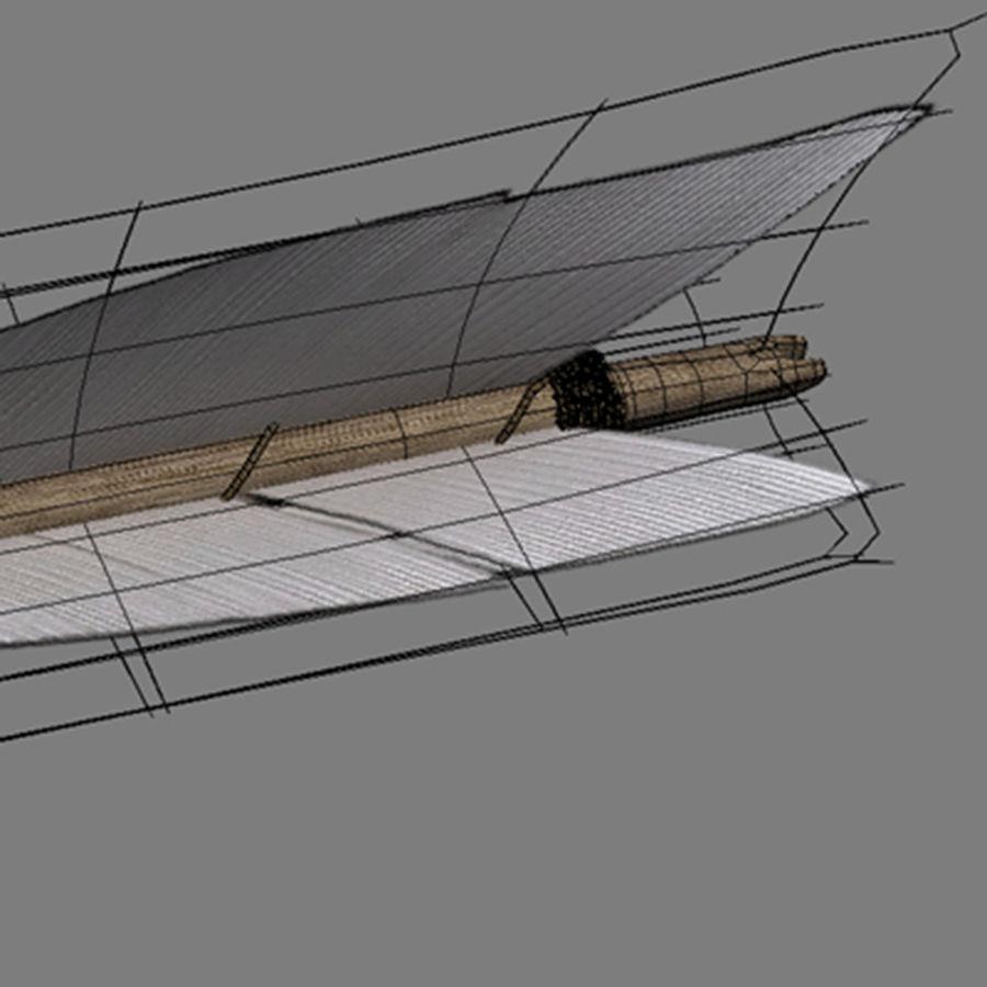 Seta royalty-free 3d model - Preview no. 10