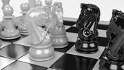 Шахматы Султана Стонтона 3d model