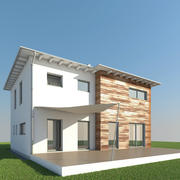Haus 04 3d model