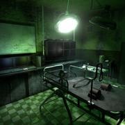 Laboratorio de terror modelo 3d