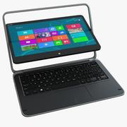 Dell XPS 12 3d model