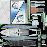 Sailing Yacht C 3d model