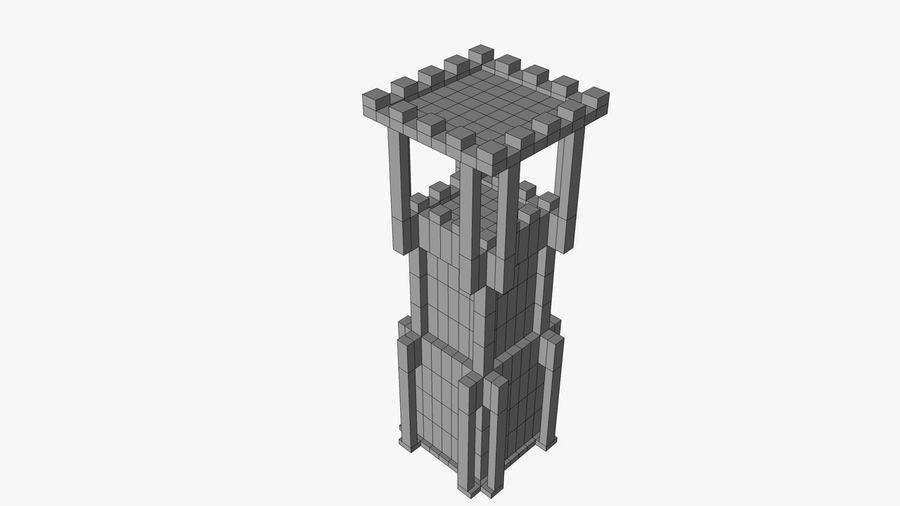 タワー royalty-free 3d model - Preview no. 5