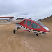 HeliJet (Poser) 3d model
