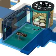 Transporter Room (dla Posera) 3d model
