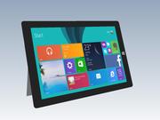 Surface Pro 3 3d model
