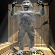 Yeti Character Rigged 3d model