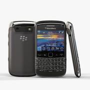 BlackBerry Bold 9790 Black 3d model