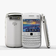BlackBerry Bold 9790 White 3d model