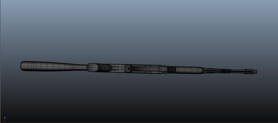 AK-47 Asset royalty-free 3d model - Preview no. 6