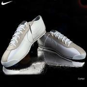 Nike Cortez modelo 3d