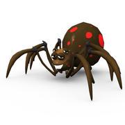 グリムツーンスパイダー 3d model
