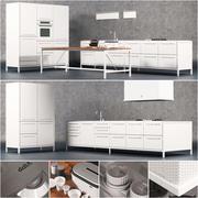 Cozinha Vipp e acessórios originais 3d model