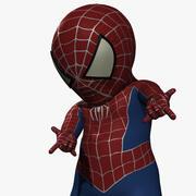 Паук-младенец 3d model