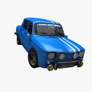 R8 Gordini 3d model