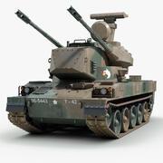87 AW SPAAG yazın 3d model
