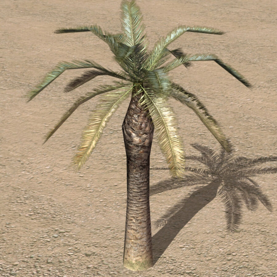 Tree Plant Pack royalty-free 3d model - Preview no. 32