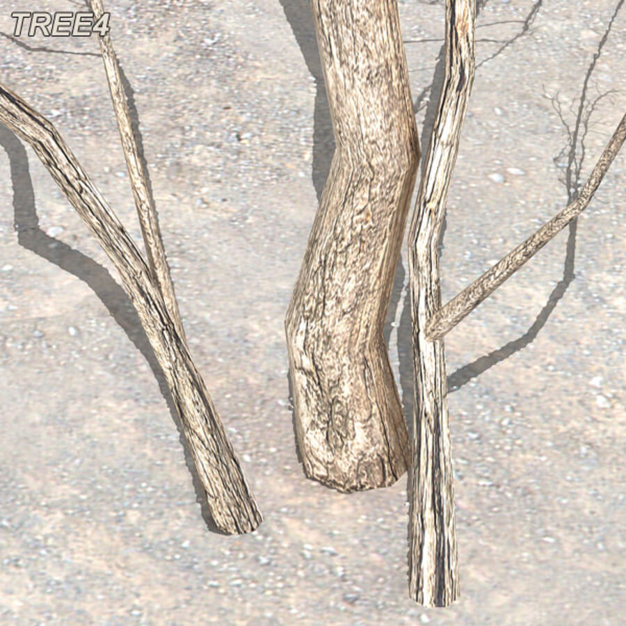 Tree Plant Pack royalty-free 3d model - Preview no. 55