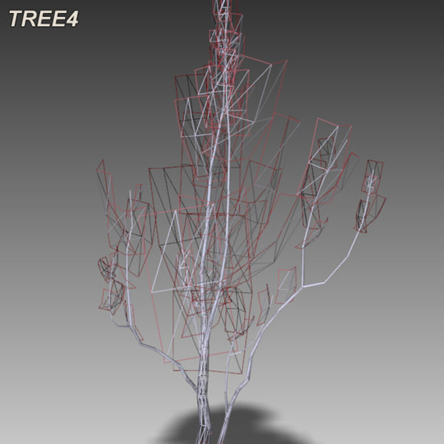 Tree Plant Pack royalty-free 3d model - Preview no. 59