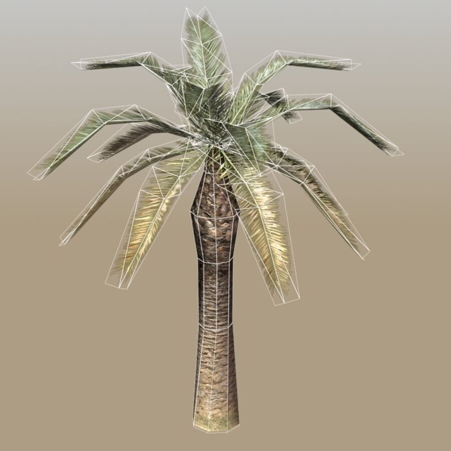 Tree Plant Pack royalty-free 3d model - Preview no. 37