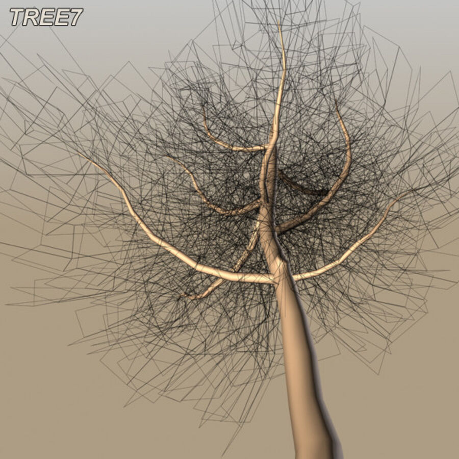 Tree Plant Pack royalty-free 3d model - Preview no. 96