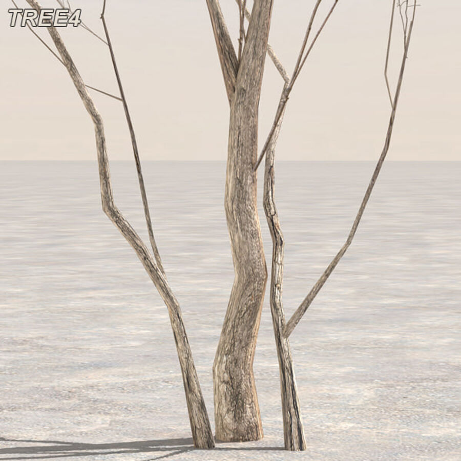Tree Plant Pack royalty-free 3d model - Preview no. 53