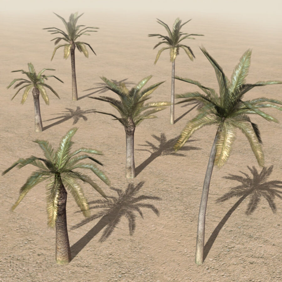 Tree Plant Pack royalty-free 3d model - Preview no. 29