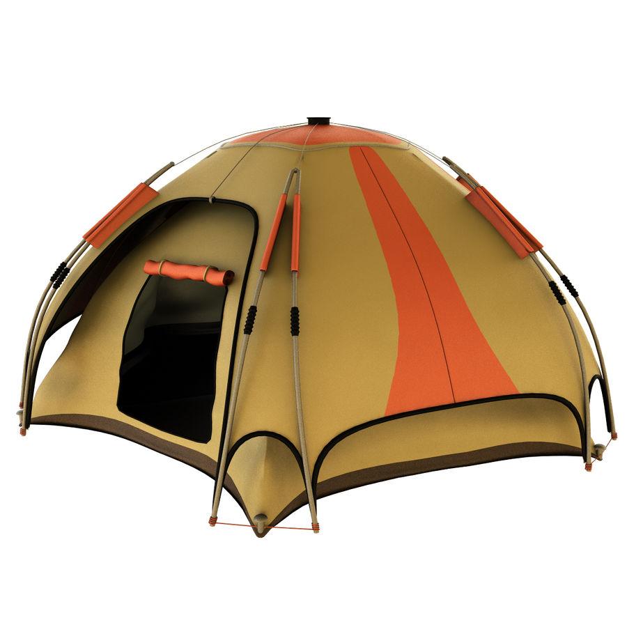 c&ing tent 1 3d model  sc 1 st  The Free 3D Models & camping tent 1 3D Model $12 - .oth .obj .fbx .3ds .max - Free3D