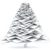 Fir Tree 3 Low Poly 3d model