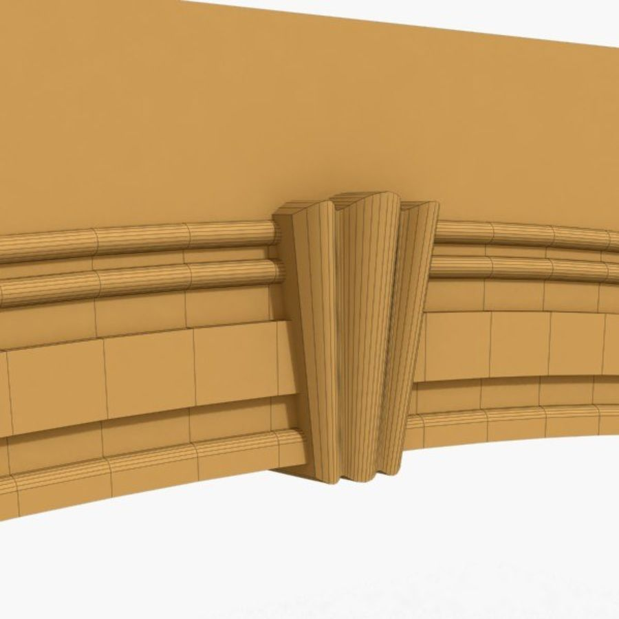 Arch 006 15ft - C1X1 royalty-free 3d model - Preview no. 5