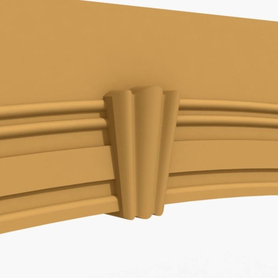 Arch 006 15ft - C1X1 royalty-free 3d model - Preview no. 3