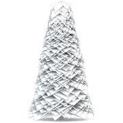 Fir Tree 4 Low Poly 3d model