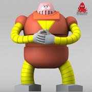 Boss Robot - Bobo-Bot 3d model