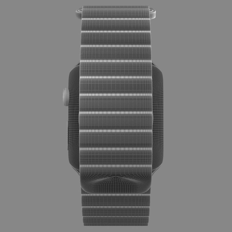 Apple Watch royalty-free 3d model - Preview no. 15