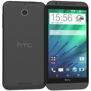 HTC Desire 510 Dunkelgrau 3d model