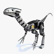 Dinosaur Robot 3d model