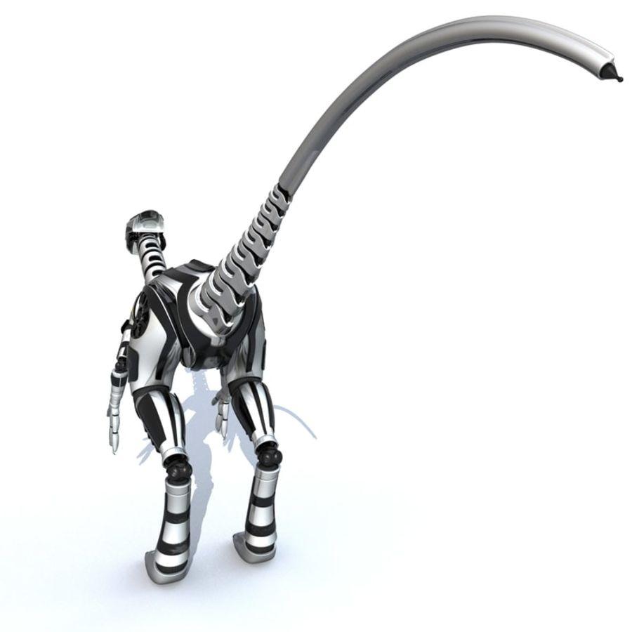 Dinosaur Robot 3D Model $29 -  ma  max  fbx  obj - Free3D