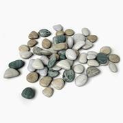 Çakıl Taşları 3d model