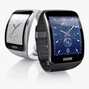 Samsung Gear S 3d model