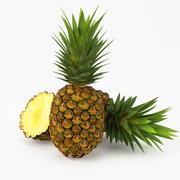 Realistic Pineapple 3d model