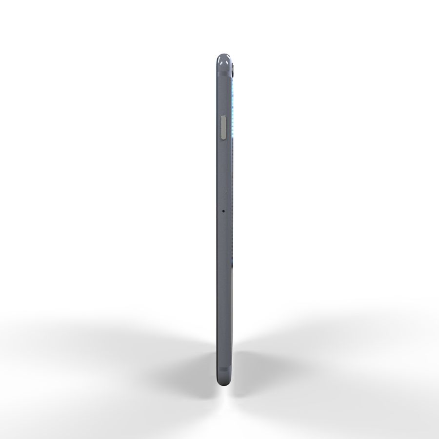 Iphone 6 royalty-free 3d model - Preview no. 6