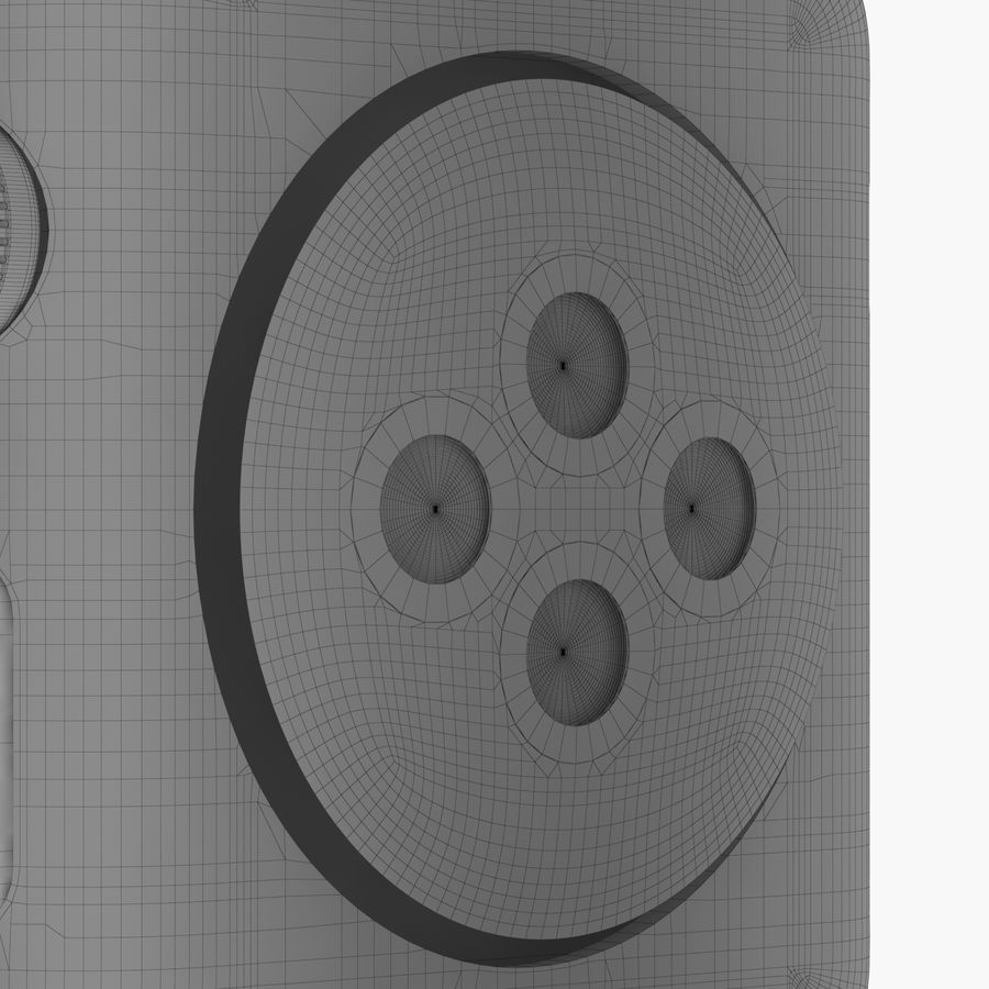 Apple Watch royalty-free 3d model - Preview no. 31