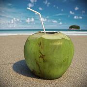 Kokosowy Koktajl 3d model
